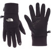 The North Face Women's Etip Glove tnf zwart
